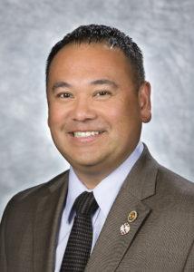 Pete Munoa. General VP