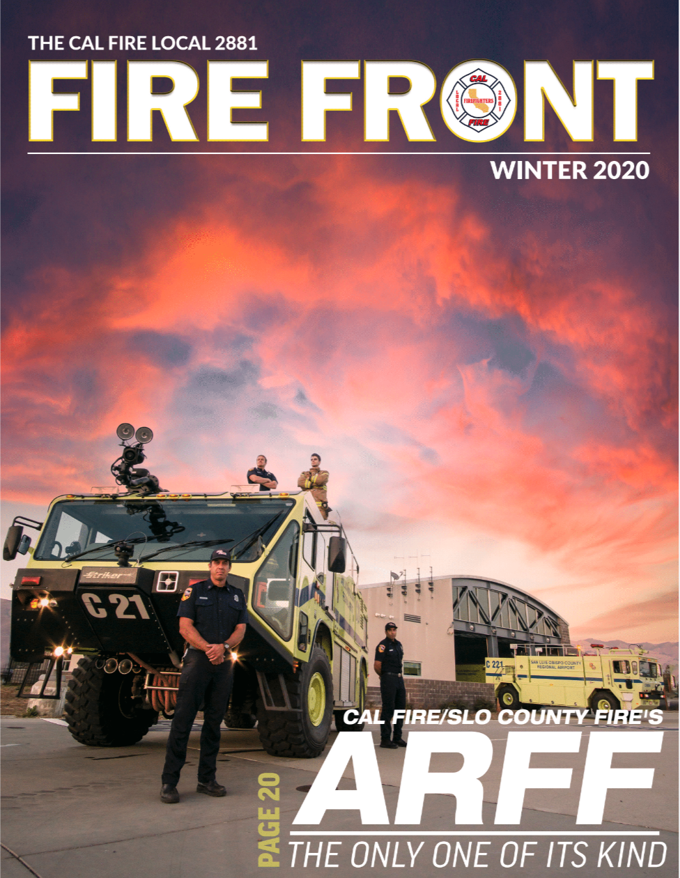 Fire Front Winter 2020
