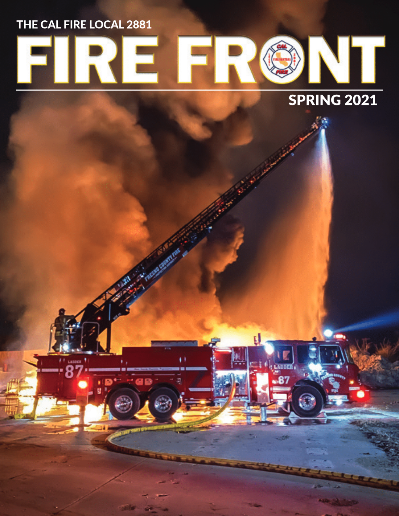 Fire Front Spring 2021