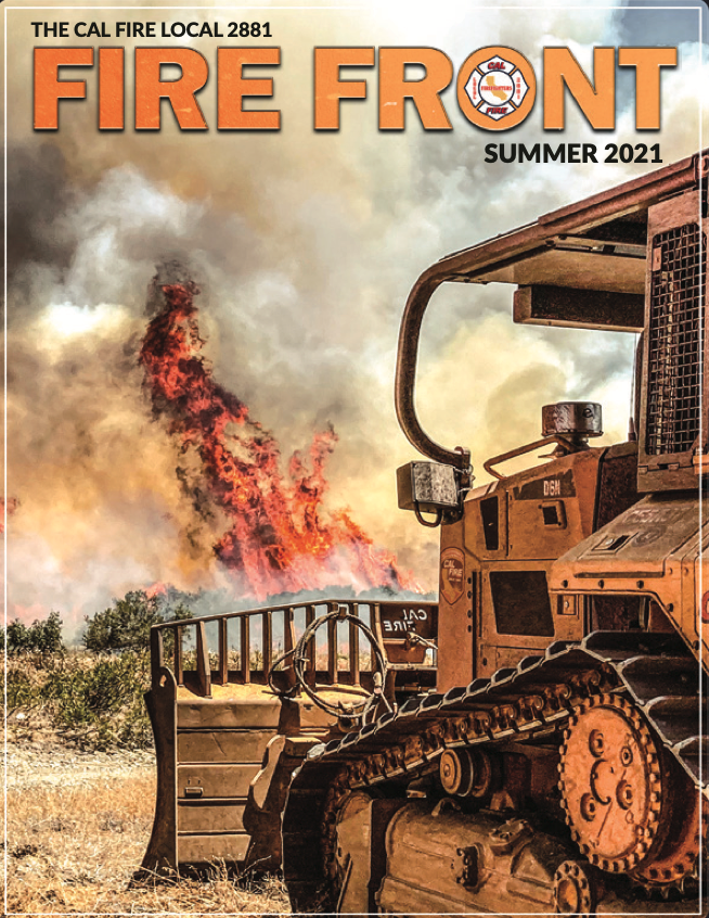 Fire Front Summer 2021